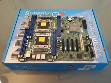 SUPERMICRO X9DRL-IF Rev 1.01 Server Motherboard Dual LGA 2011 DDR3 1600