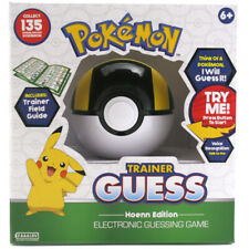 Zanzoon Pokémon Trainer Guess Hoenn Edition Voice Controlled Electronic Toy