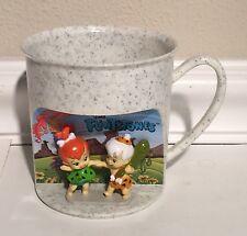 Flintstones Pebbles & Bam Bam Plastic Cup Mug