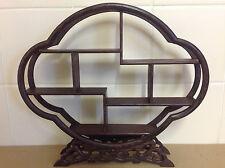 Wooden Mame / Shohin Bonsai Display Stand 29x30x6cm