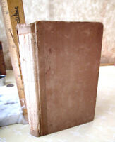REMAINS Of SAMUEL BARTLETT PARRIS PhD,1829,Edited by Martin Parris 1st Edition