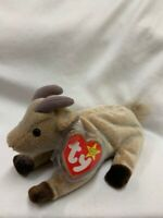 RARE ty Beanie Baby GOATEE-MINT with 5 MAJOR ERRORS
