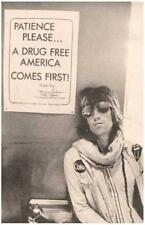 Keith Richards Rolling Stones Drug Free  Poster