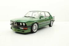 BMW ALPINA B10 3.5 BITURBO 1989 GREEN LS COLLECTIBLES LS044B 1/18 250 PCS RESIN