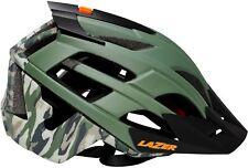 Lazer Oasiz CPSC Matte Green Camo M