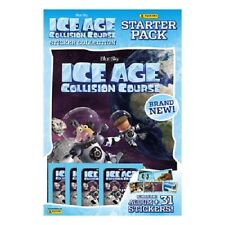 Panini Ice Age Collision Course Sticker Starter Pack - Album & 31 Stickers
