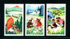 CHINA PRC 1978 T27, Scott 1412-14 learn From Dazhai in Animal Husbandry 牧业  MNH