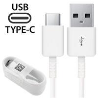 USB Typ-C Schnell Ladekabel Datenkabel Für Samsung Galaxy A5 A8 Note 8 S8 S8+ S9