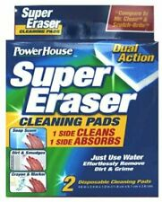 PERSONAL CARE PRODUCTS 2 Piece Super Erase Clean Pad, 0.09 Pound