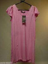 Zara Collar Short Sleeve Dresses for Women