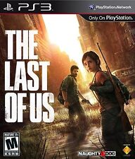 THE LAST OF US PS3!  POST PANDEMIC WORLD ACTION! BRUTAL JOURNEY SURVIVE!