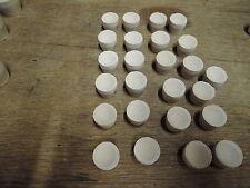 25 Schmelztiegel  für Gold Silber Platin T2