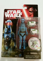 """Star Wars The Force Awakens Wave 2 PZ-4CO 3.75"""" NEW! CASE FRESH"""
