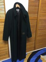 "ADMYA WOOL &CASHMERE QUALITY LADIES WINTER TRENCH OVER COAT SIZE U.K12""EUR 38"""