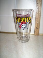 PITTSBURG PIRATES BUDWIESER GLASS