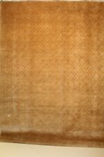 Tibetan Genuine  hand woven  modern rug 100% Wool pile Made In Tibet