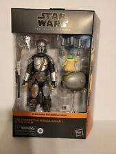 Star Wars Black Series MANDALORIAN Din Djarin The Child Target Exclusive On Hand
