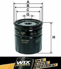 NEW Genuine WIX Replacement Oil Filter WL7098