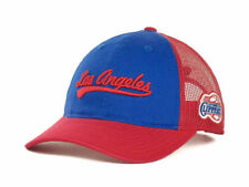Los Angeles Clippers Men's Adidas Men's NBA Basketball Clear Out Trucker Hat Cap