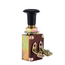 Adopting Pull Push Type One Position Headlight Head Light Switch JK106 DC 12V 5A