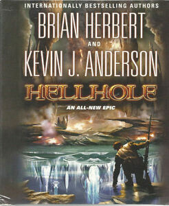 Audio book - Hellhole by Brian Herbert and Kevin J. Anderson   -   CD