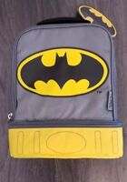 NEW! Thermos Insulated Batman With Cape Lunch Kit. 100% PVC free