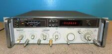 Hp Hewlett Packard 8640b Signal Generator Free Shipping