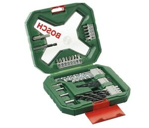 Bosch 34 Piece X-Line Drill and Screwdriver Bit Set