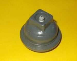 2 WHEEL HUB CAP MASSEY FERGUSON TE20 TEA TED TEF 20 35 65 FE35 135