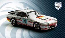 9004 Falcon Slot Cars - Porsche 924 Carrera GT - 24h Le Mans 1980 - New & Boxed