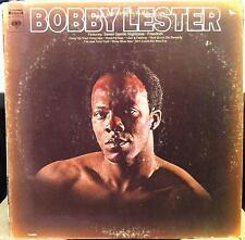 Bobby Lester - S/T LP VG+ CS 9963 Vinyl Record