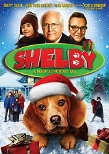 Shelby: The Dog Who Saved Christmas (DVD, 2015) New