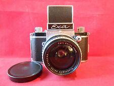 EXA Ihagee Dresden Lens Flektogon 2,8/35 Jena Spiegelreflexkamera Kamera