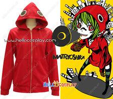 Vocaloid 2 Cosplay Matryoshka Gumi Coat H008