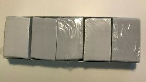 10 mil Thermal Plastic Cards Direct Color Systems PV-010-01-04-1 white w/adhesiv