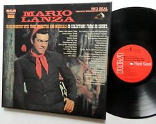 Mario Lanza - Greatest Hits from Operettas & Musicals Box Set US 3 LPs RCA