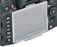BM-11 Crystal Plastic Camera Monitor LCD Screen Protector Cover for Nikon D7000