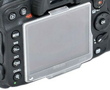 BM-11 Crystal Plastic Camera Monitor LCD Screen Protector Cover for Nikon D7000