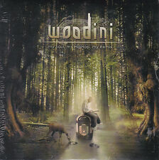 CD CARTONNE CARDSLEEVE COLLECTOR 15T WOODINI MY SOUL, MY HIP HOP, MY REMIX NEUF
