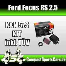 Ford Focus RS MK2 2.5T | 305PS | K&N 57S Kit/Airbox inkl. Tüv | 57S-4000
