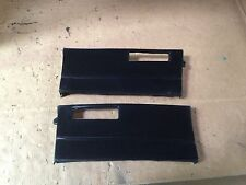 83-88 New Monte Carlo SS Left & Right Fender Extensions Polyurethane