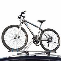 Fischer Fahrradträger Dachträger für 1 Fahrrad Relingträger Mountainbike Halter