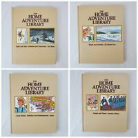 The Southwestern Company The Home School Adventure Library Hardcover Volumes 1-5