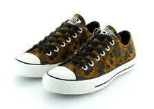 Converse All Star Chuck Taylor Ox Leather Antiqued Black White Gr. 37,5 / 38,5