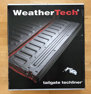 WeatherTech TechLiner Tailgate Liner For Chevy Silverado/GMC Sierra 3TG07-01
