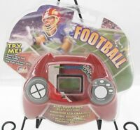 MGA Deluxe Sports Games Touchdown Football Hand Held Electronic Game 2001 AK
