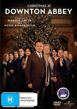 Christmas At Downton Abbey (DVD, 2012)  Region 4, new & sealed