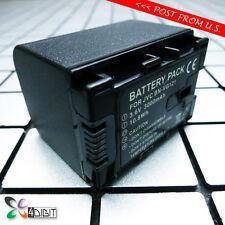 BN-VG121 VG121AC VG121E VG121U VG121US Battery for JVC Everio GZ-E10 E100 E100BL