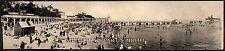 1911 Crystal Beach Ontario Canada Vintage Panoramic Photograph Panorama