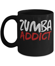 Zumba Addict Coffee Mug A102